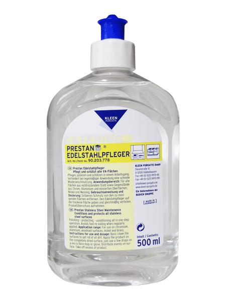 Prestan Edelstahlpfleger, Flasche 500 ml