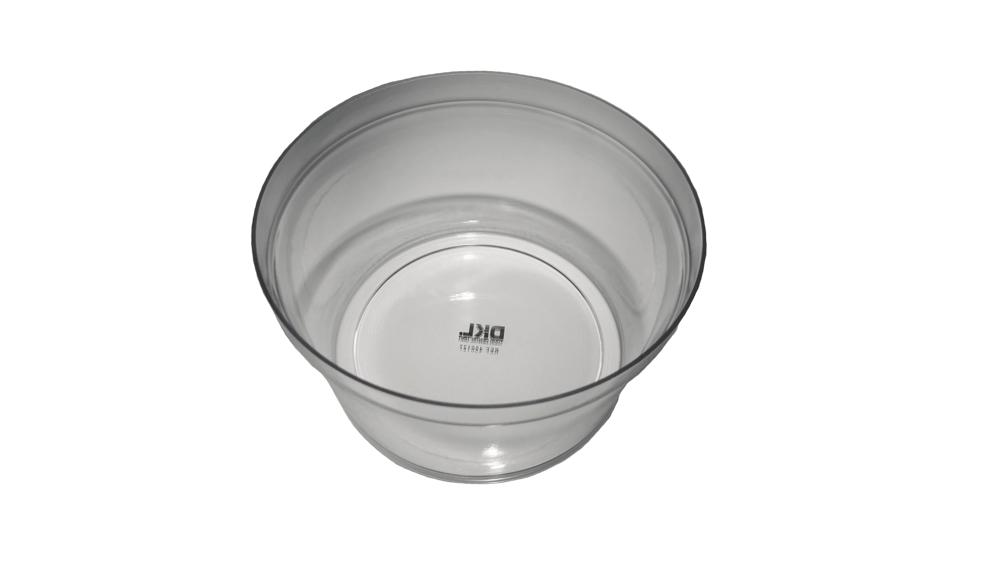Auffangbehälter 2,5 Liter für Hygienehaube